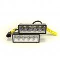 LED denné svietenie DRL 6006