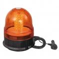 Výstražný LED maják, R10, magnetický úchyt, ...