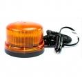 Oranžový maják s magnetickým úchytom,11-110V, ...