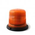 Oranžový maják s 3-bodovým úchytom, 15LED, ...