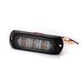 Pozičné výstražné svetlo, 3LED, 12-24V, R65, ...