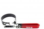 Kľúč na olejový filter 60-73mm YATO  YT-0820