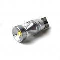 LED žiarovka T10, 450lm, canbus, biela, 2 ks  LED T10 3-450