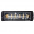 Pozičné výstražné svetlo oranžové, 6x LED, ...