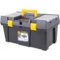 Box na náradie, 525 x 256 x 325 mm, plast TOYA ...
