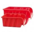Box skladovací plastový 108 x 110 x 75 mm TOYA ...
