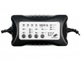 Nabíjačka 1A/6V 4A/12V gel/procesor | YT-8300