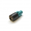Anténny adaptér, FAKRA - ISO krátky AA-713 ...