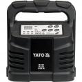 Nabíjačka s mikroprocesorom - 12V / 15A YATO ...