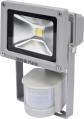 LED SVETLOMET s pohybovým snímačom 10W YT-81801 ...