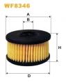 LPG filter EMMEGAS System  WIX