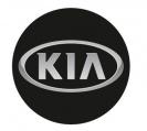 Nálepka na puklicu KIA č.2  (1ks)