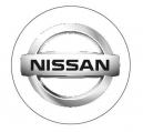 Nálepka na puklicu NISSAN (1ks)