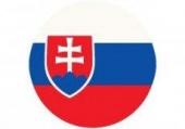 Nálepka na puklicu SLOVENSKO (1ks)