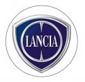 Nálepka na puklicu LANCIA (1ks)