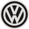 Nálepka VW GOLF III zadná