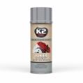 K2 BRAKE CALIPER PAINT 400 ml STRIEBORNÁ - farba ...