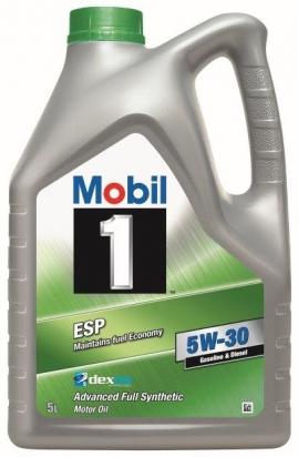 Mobil 1 ESP 5W-30, 5l