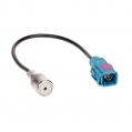 Anténny adaptér ISO f - FAKRA f AA-741