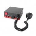 Výstražná siréna s mikrofónom, 11Ohm, 100W, ...