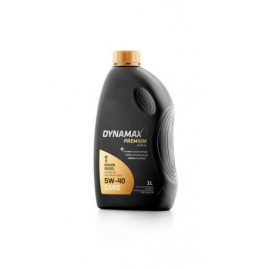 DYNAMAX PREMIUM ULTRA LE 5W-40 1L