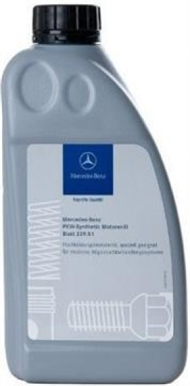 Mercedes Synthetic MB 229.51 5W-30 1L