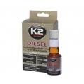 K2 Diesel 50ml (čistič trysiek)