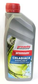 PROAUTO Premium Kvapalina chladiaca R, 1l