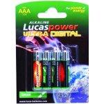 LUCAS Batéria Alkaline AAA LR03UD