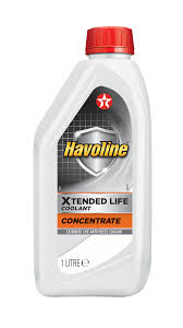 TEXACO Havoline XTENDED LIFE COOLANT - CONCENTRATE (G12+), 1l